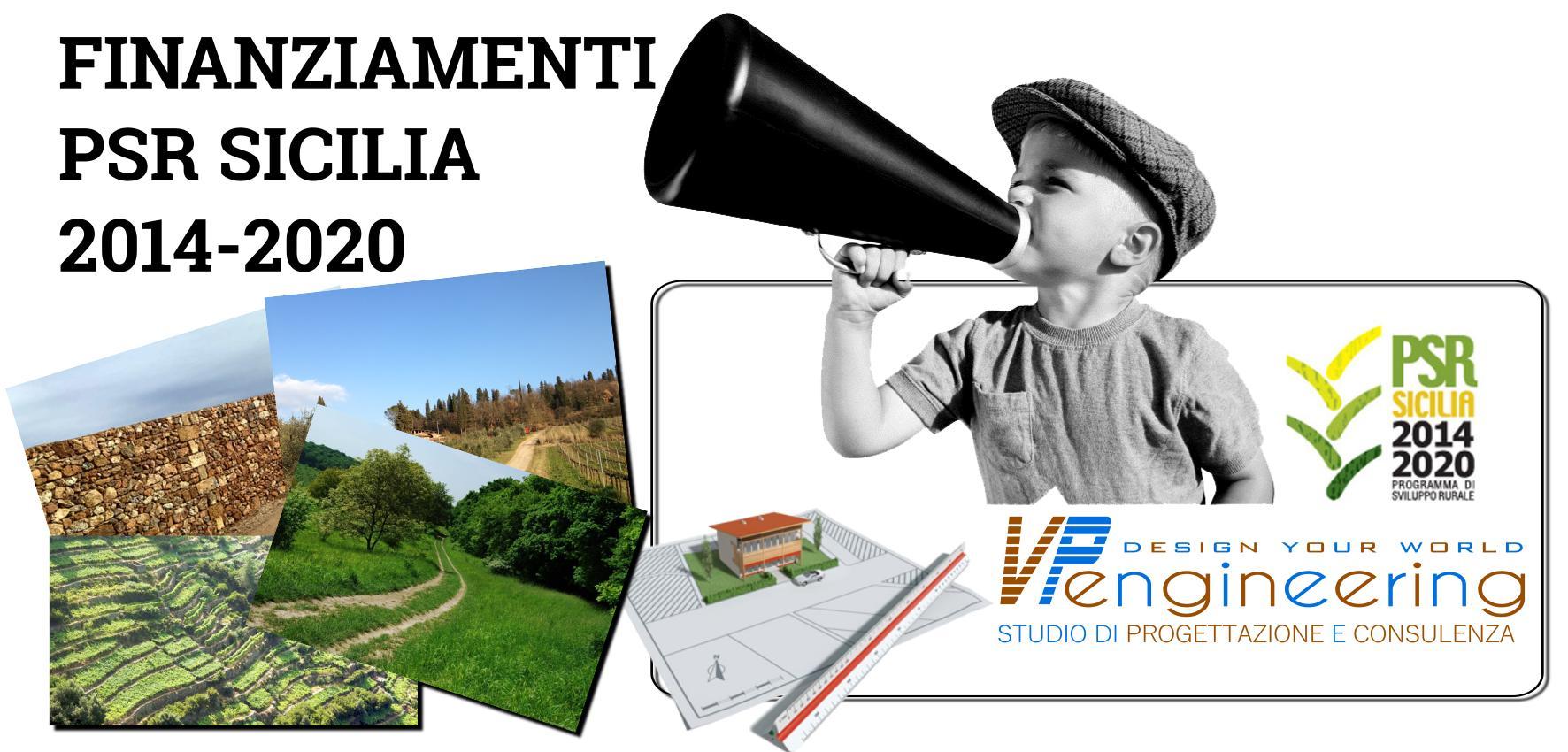 Finanziamenti PSR Sicilia 2014-2020