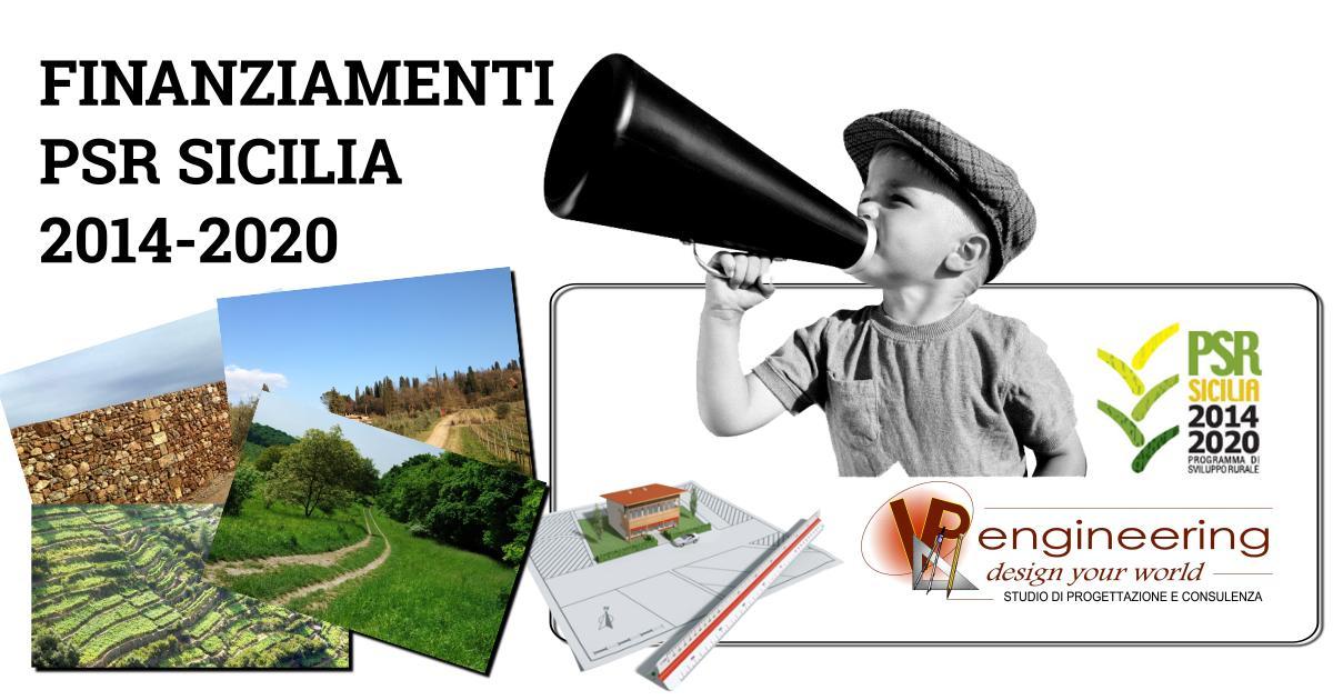 Finanziamenti psr sicilia 2014 2020 presentazione for Sito web dove puoi costruire la tua casa