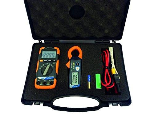 HT-Instruments Calibri Set di strumenti di misurazione in valigetta, 1 pezzo, kit