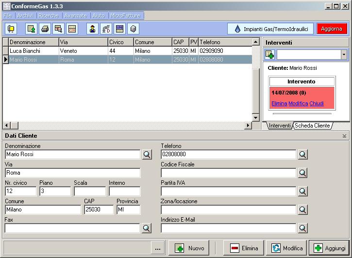 Software Disegno Impianti Gas free