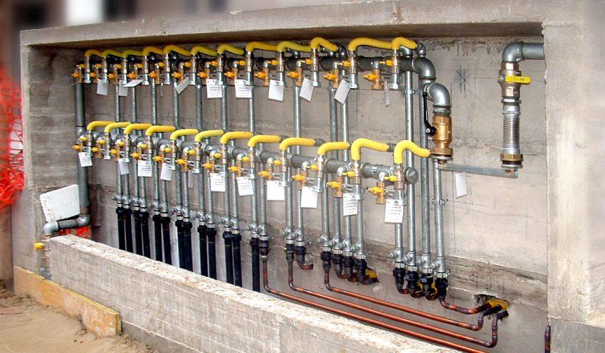 Quando è obbligatorio il progetto dell'impianto gas