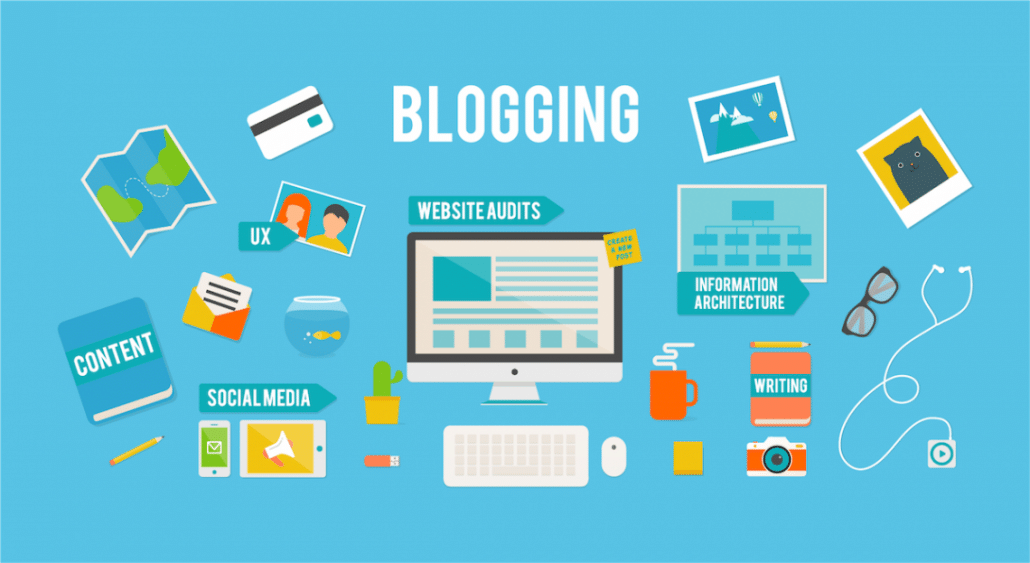 Rubrica Blogging - Importanza di un Blog
