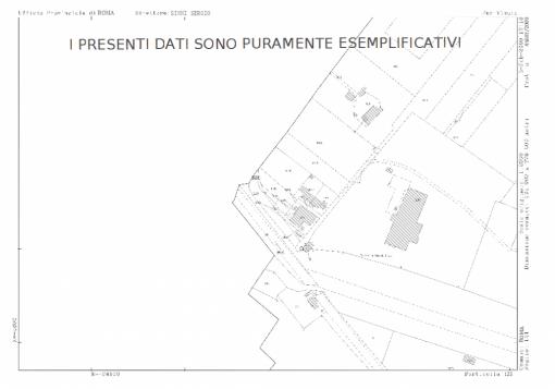 Estratto di Mappa Online