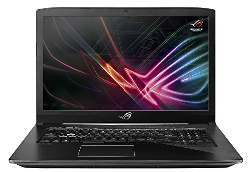 Asus GL703GE-GC033T. Notebook con Monitor 17,3″ Fhd Ips LED 60Hz, Intel Core I7-8750H, RAM 16 GB DDR4, 1 TB 7200Rpm, 256 GB SSD, Tastiera Retroilluminata R GB, Windows 10