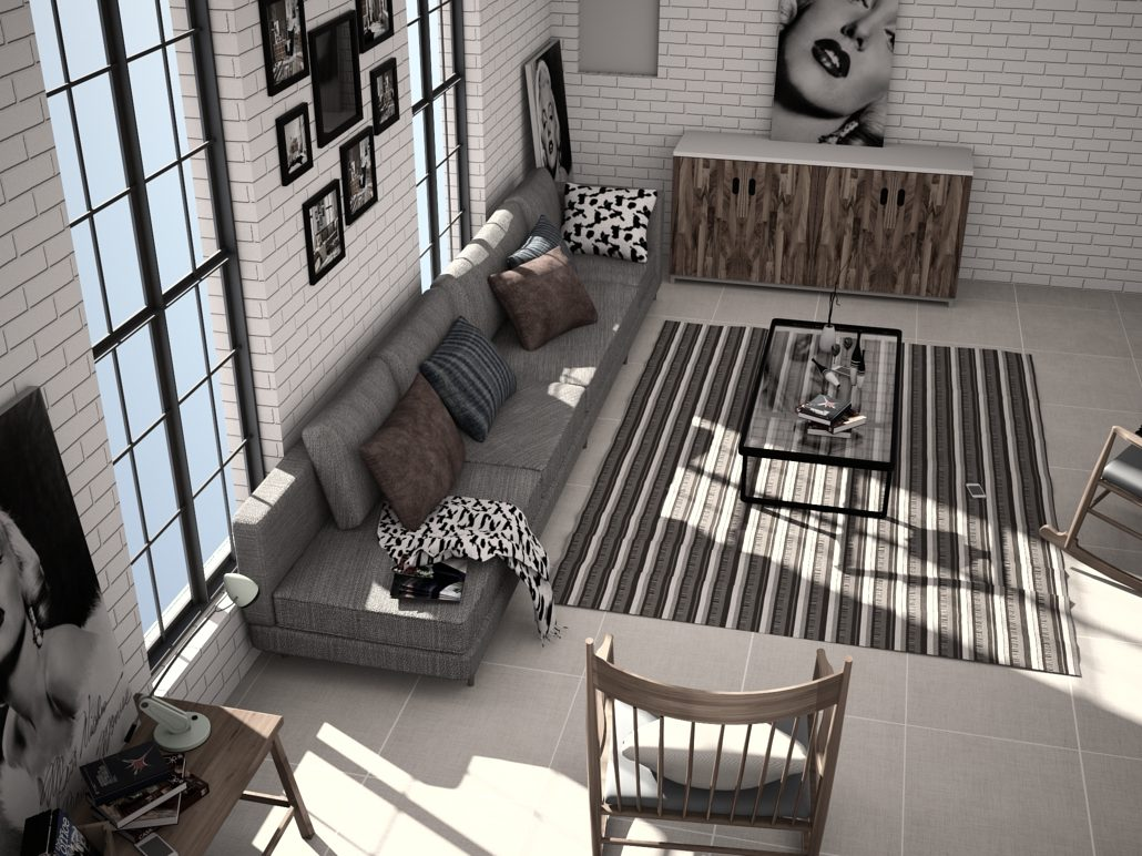 Software Free Rendering 3D