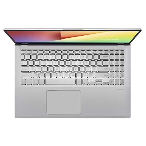 ASUS Vivobook A512UF-EJ124T, Notebook con Monitor 15,6″ FHD No Glare, Intel Core i7-8550U, RAM 8 GB DDR4, SSD da 512GB, Scheda Grafica Nvidia MX130 da 2GB DDR5, Windows 10