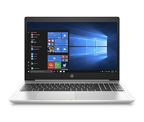 HP-PC ProBook 450 G6 Notebook, Intel Core i7-8565U, RAM 16 GB, SSD 512 GB, SATA 1 TB, NVIDIA GeForce MX130, Windows 10 Pro, Schermo 15.6″ FHD IPS Antiriflesso, Lettore Impronte Digitali, Argento