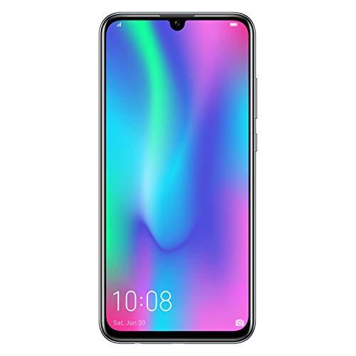 Honor 10 Lite Smartphone, 3 GB RAM, Memoria Espandibile da 64 GB, Display 6.21″ FHD, Doppia Fotocamera Posteriore da 13+2 MP, Fotocamera Anteriore 24 MP, Blu [Italia]