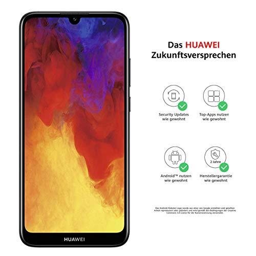 Huawei Y6 2019 Midnight Black 6.09″ 2gb/32gb Dual Sim