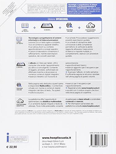 Tecnologie e progettazione di sistemi informatici e di telecomunicazioni. Per gli Ist. tecnici industriali. Con e-book. Con espansione online: 2