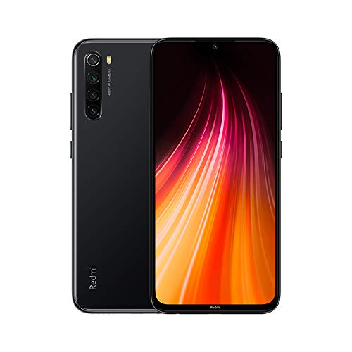 Xiaomi Redmi Note 8 Space Black 6,3″ 4gb/64gb Dual Sim